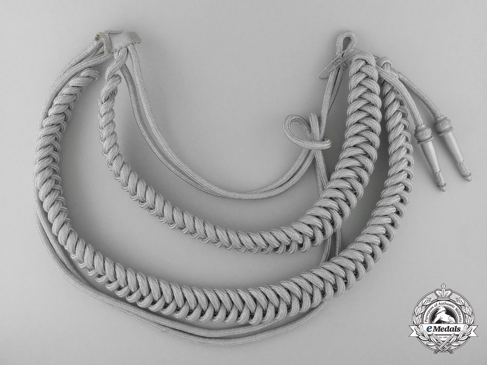 eMedals-A German Army Officer's Aiguillette