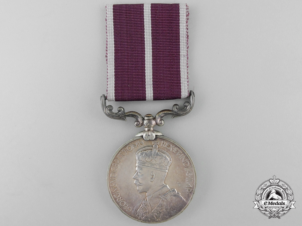 eMedals- A Indian Army Meritorious Service Medal to the Bombay Sappers & Miners