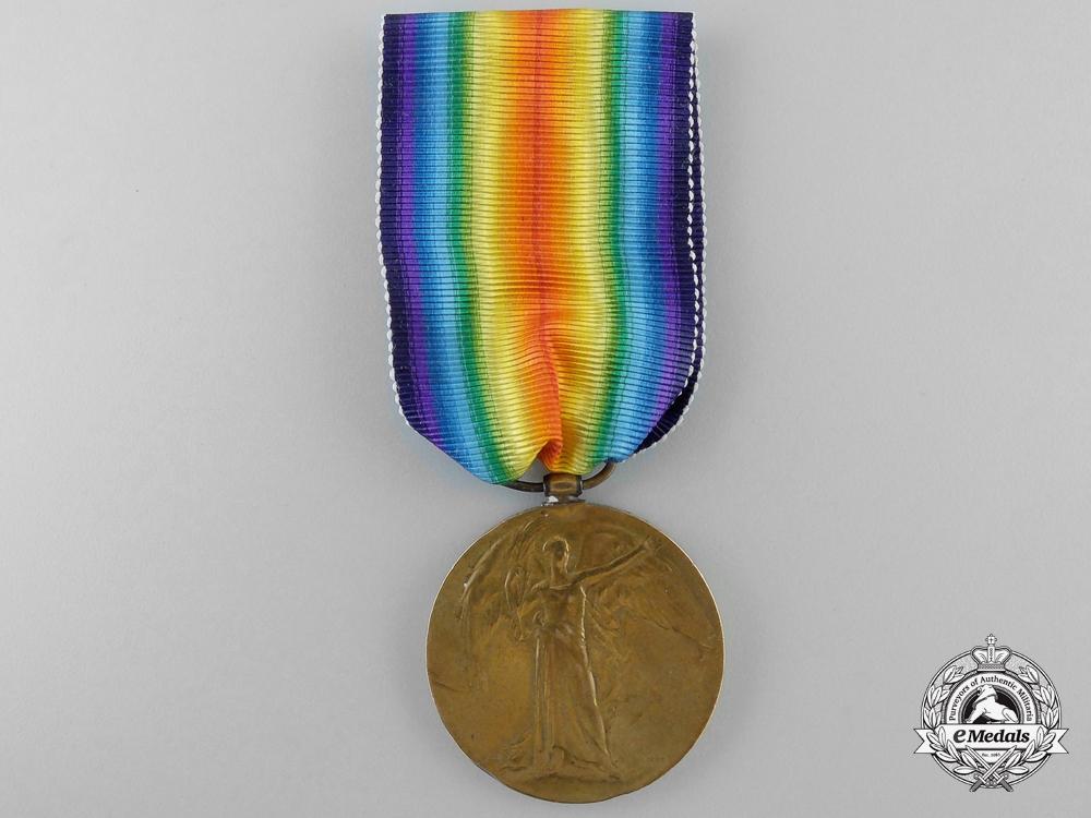 eMedals-A First War Victory Medal to the Royal Canadian Horse Artillery