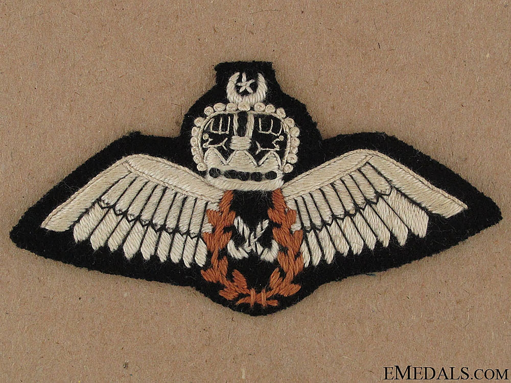 eMedals-Malaysian Air Force Wing