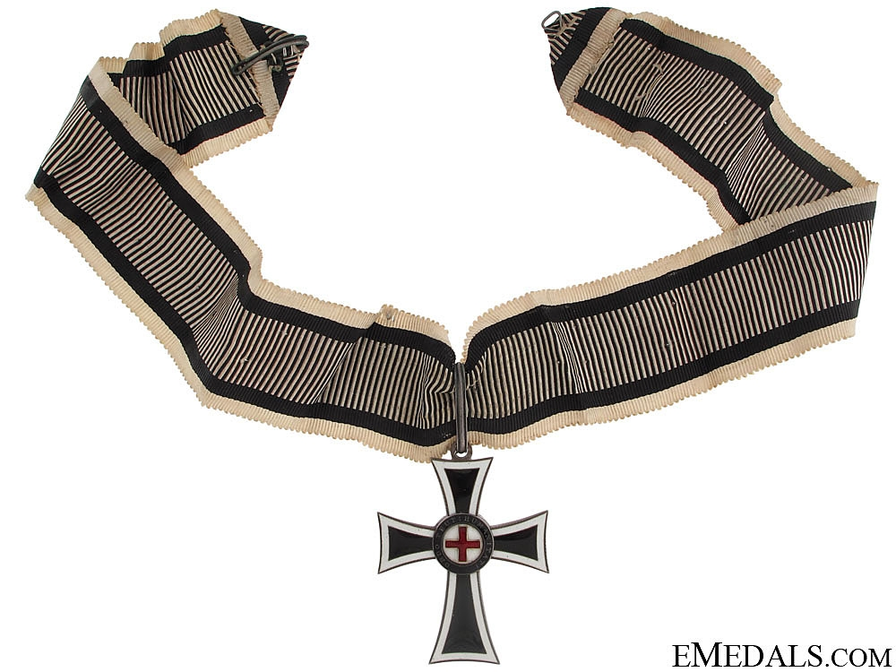 eMedals-Marian Cross of the German Knight Order