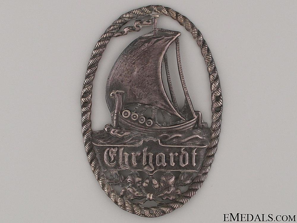 eMedals-Marinebrigade Ehrhardt Sleeve Badge