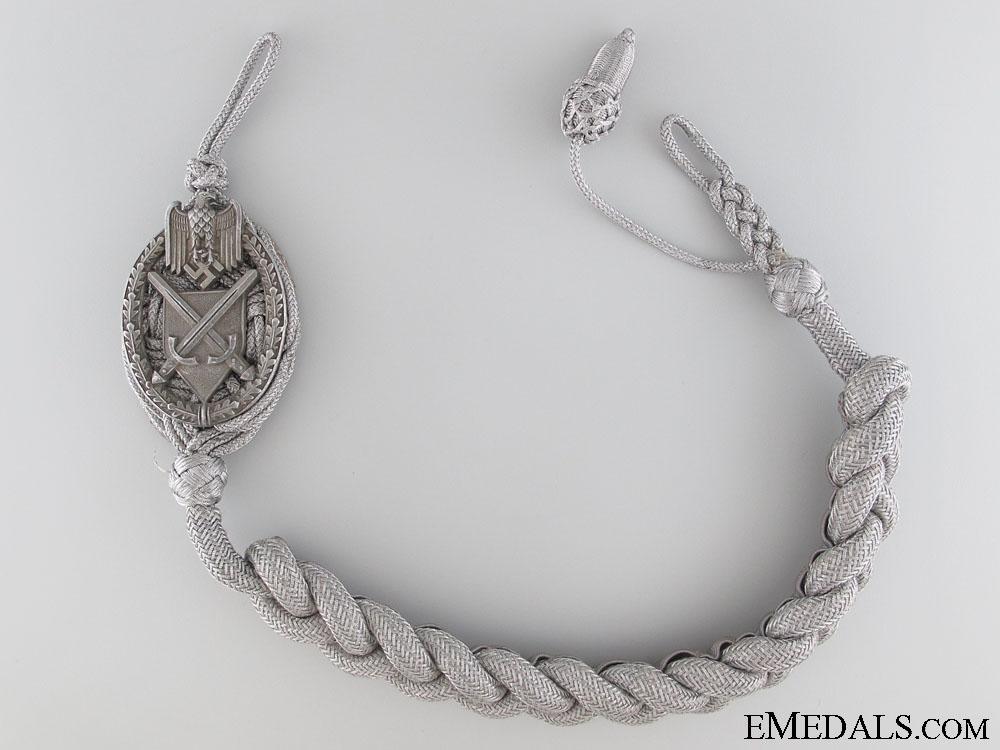 eMedals-Marksman's Lanyard - Grade II