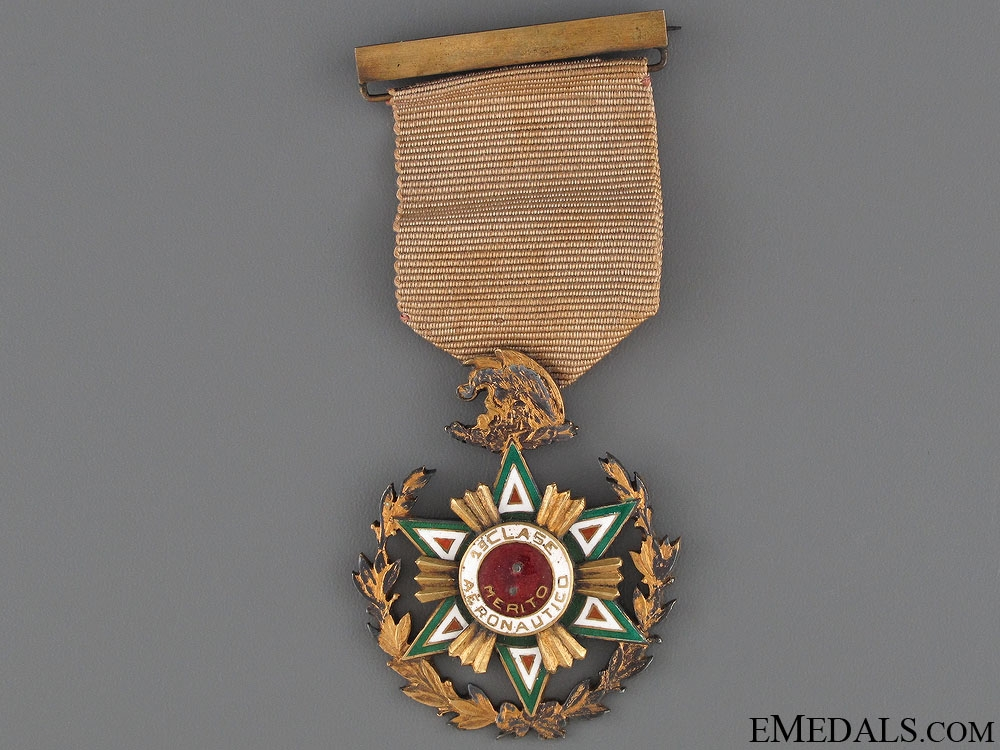 eMedals-Medal for Aeronautical Merit - 1st Class