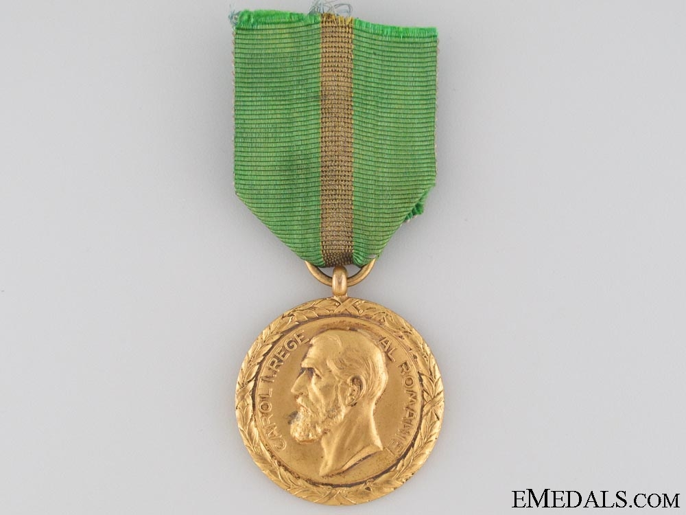 eMedals-Medal for Industrial and Commercial Merit, Gold Grade