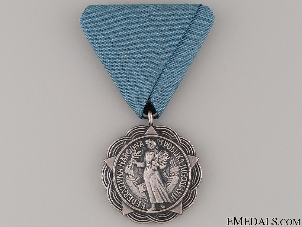 eMedals-Medal for Merit Federal Republic
