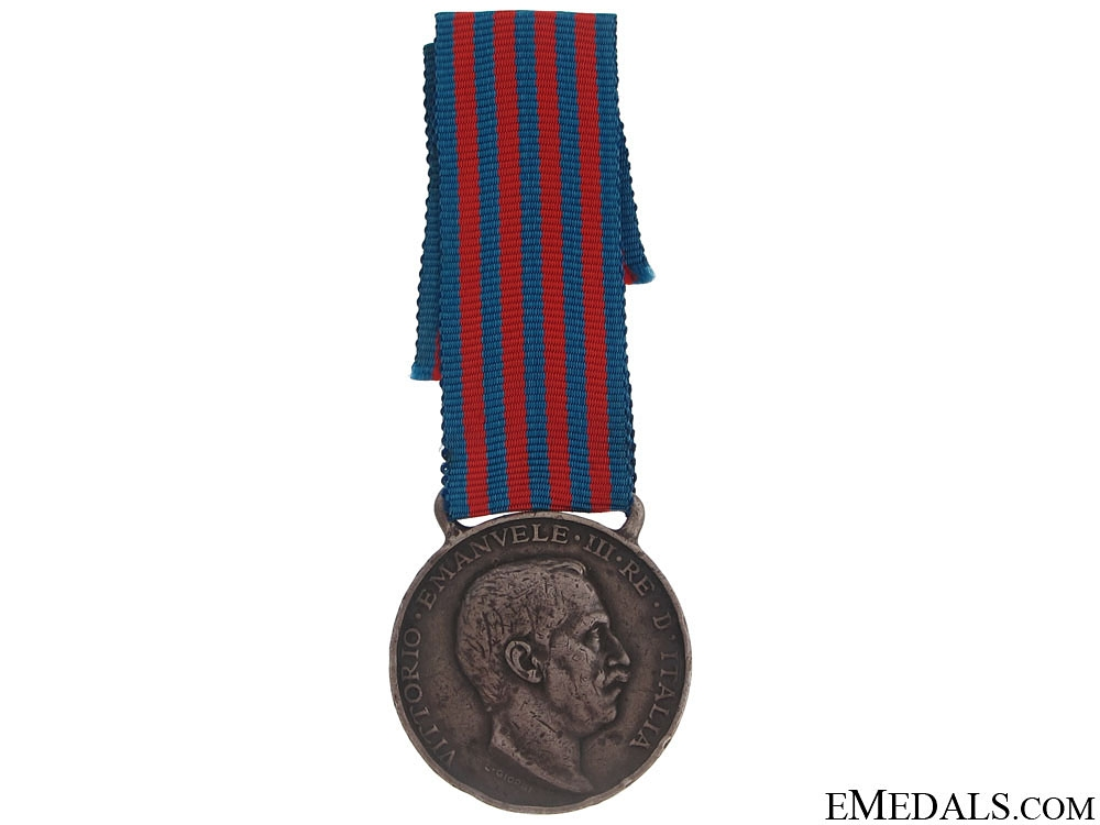 eMedals-Medal for the Libyan Campaign