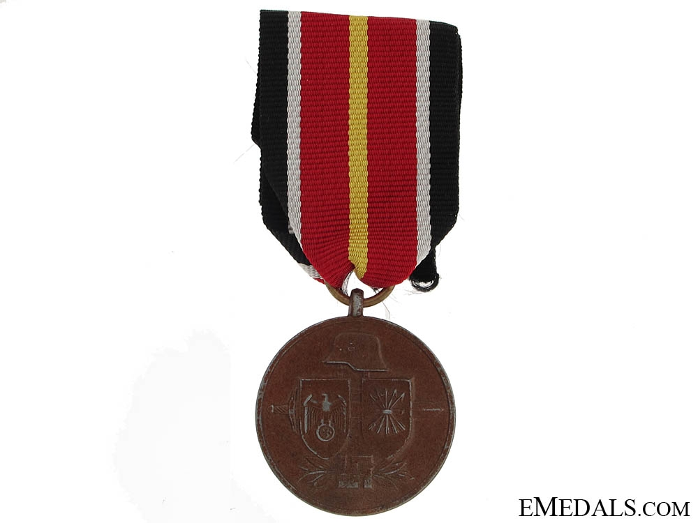 eMedals-Medal of the Spanish Blue Division