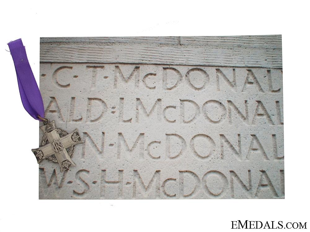 eMedals-Memorial Cross to the Princess Patricia's 1916