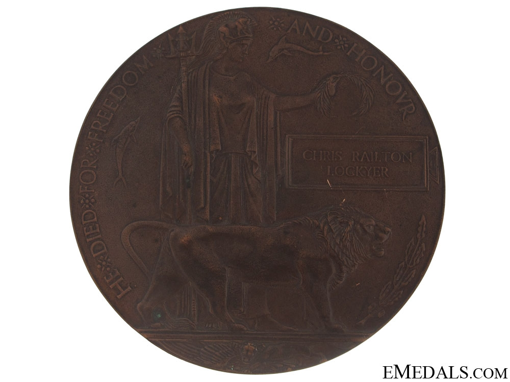 eMedals-Memorial Plaque - 2nd Canadian Infantry