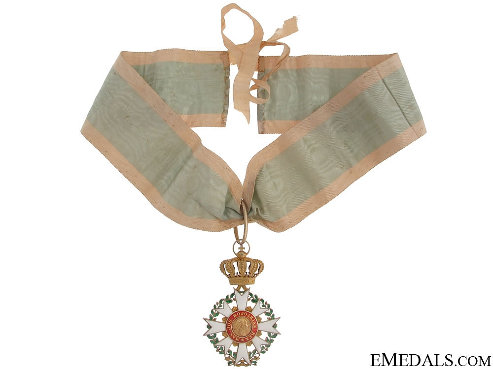 eMedals-Merit Order of Bavarian Crown