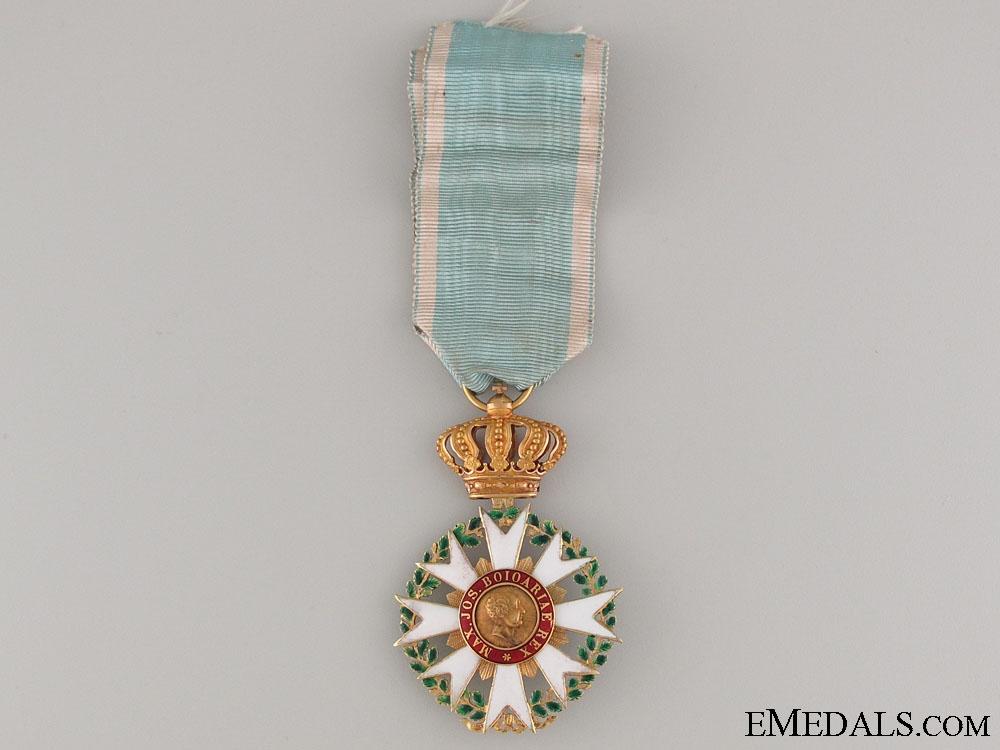 eMedals-Merit Order of Bavarian Crown