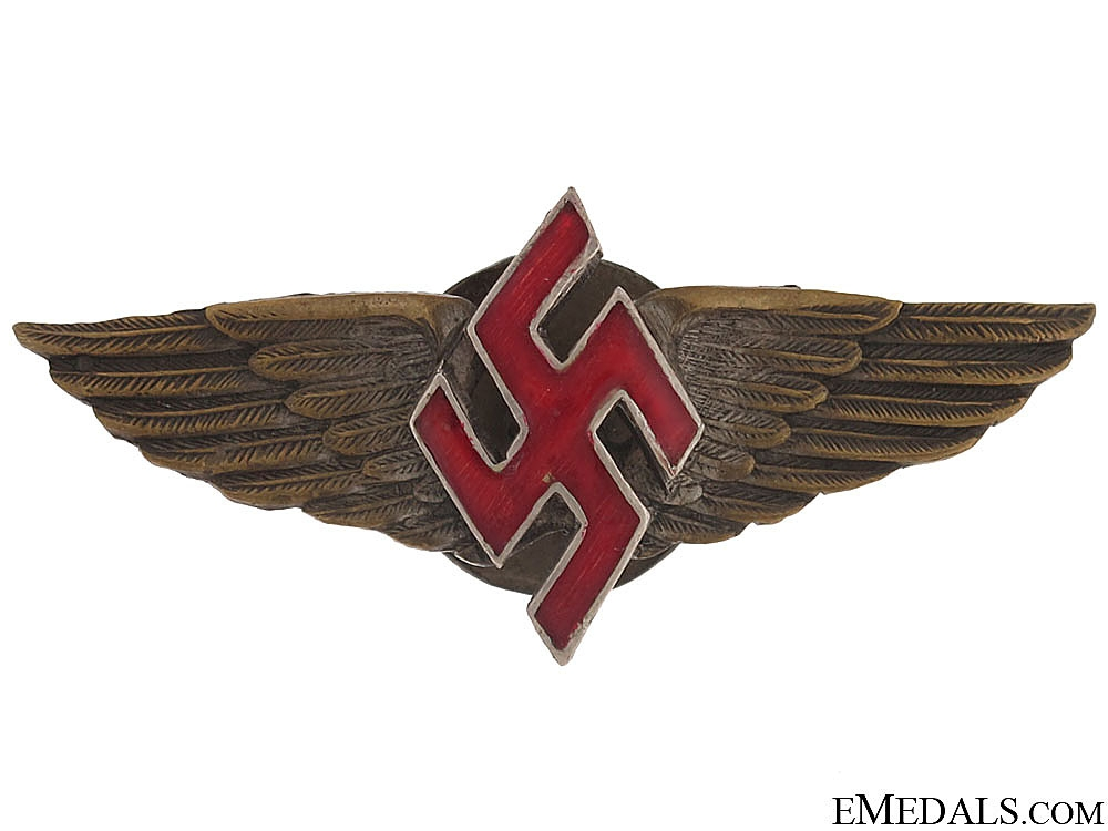 eMedals-Meritorious Pilot's Badge