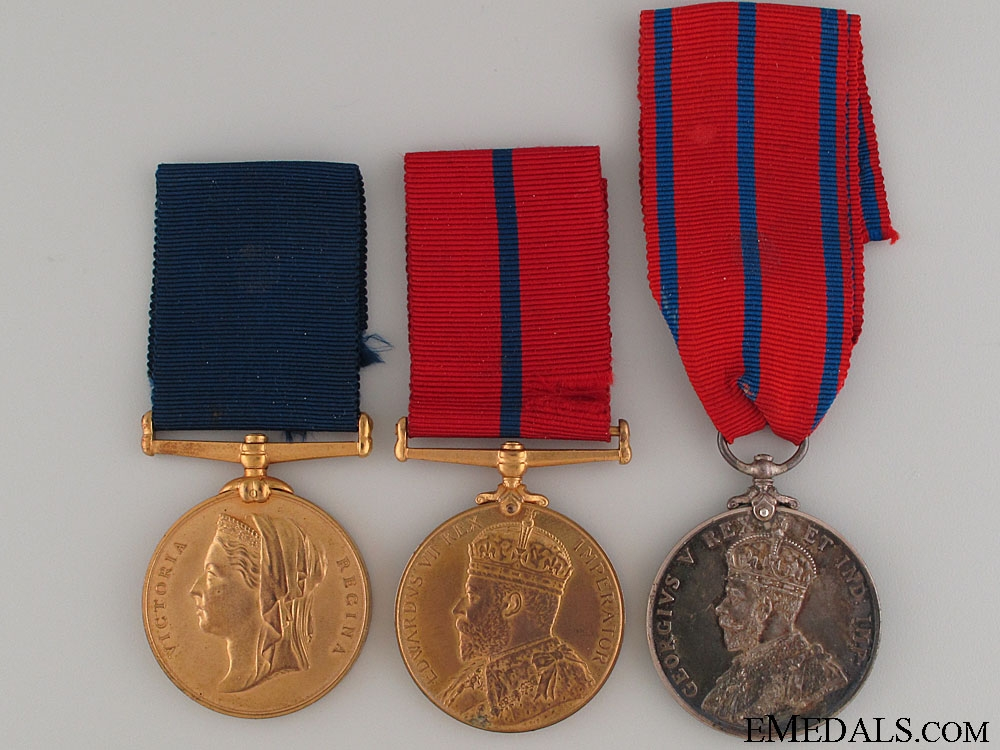 eMedals-Metropolitan Police Coronation & Jubilee Group
