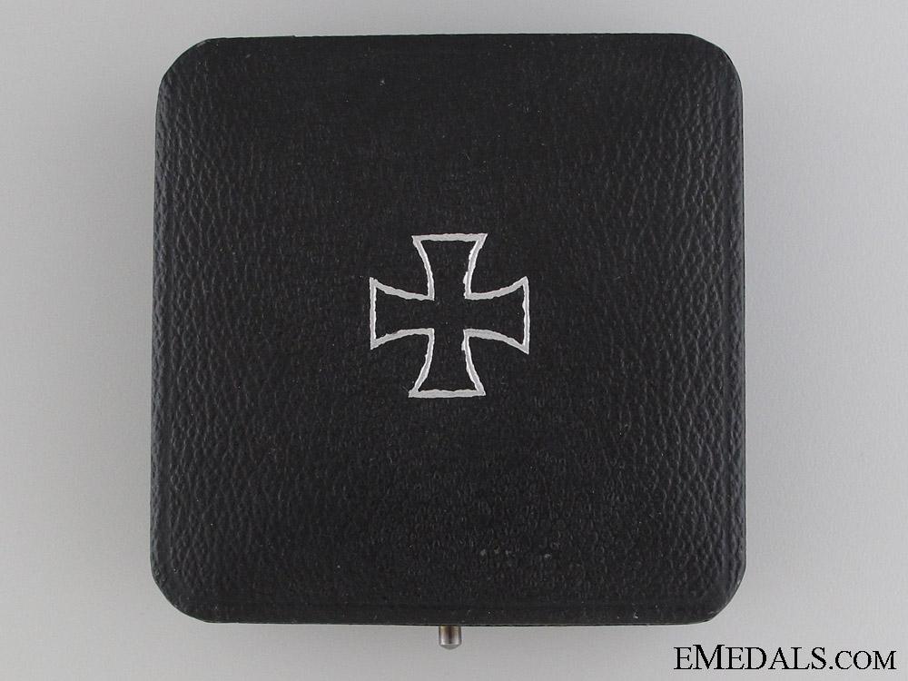 eMedals-Meybauer Case for Iron Cross 1st Class 1939