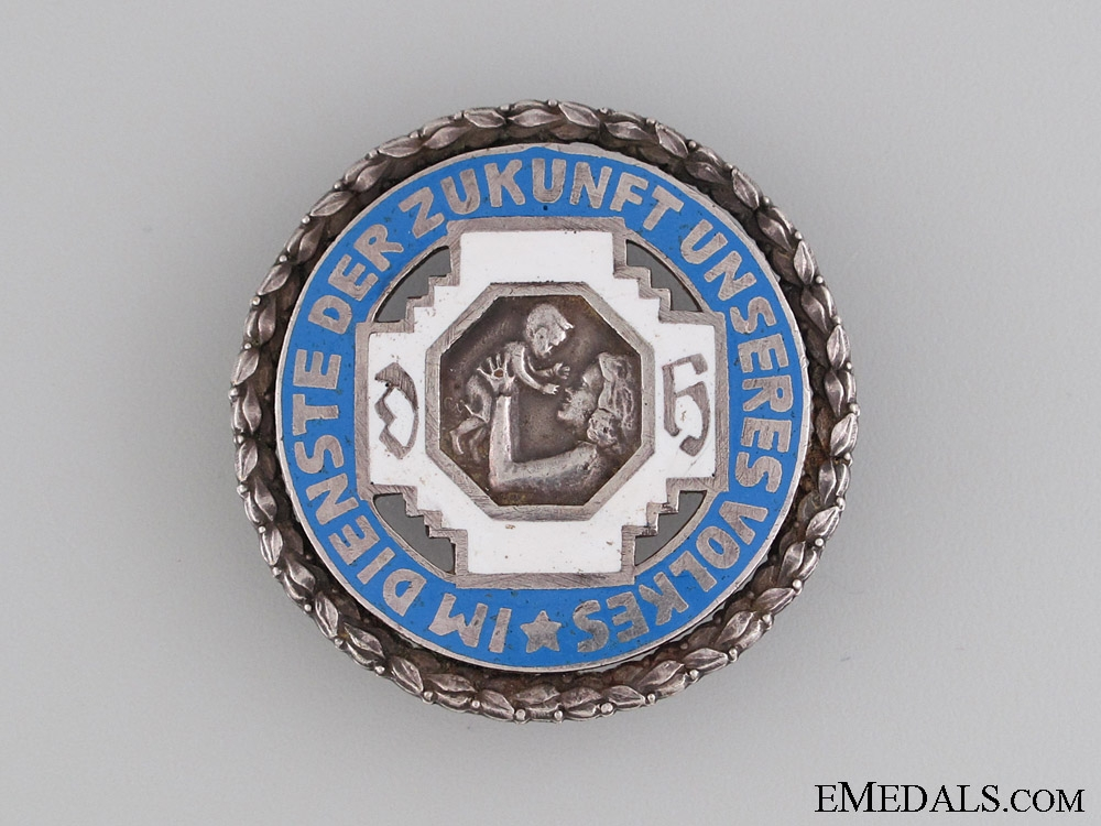 eMedals-Midwives Organization Silver Merit Badge