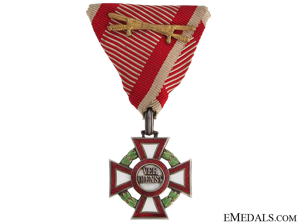 eMedals-Military Merit Cross with War Decoration-Mayer