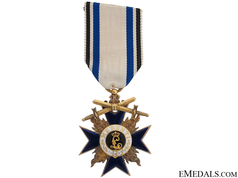 eMedals-Military Merit Cross with Swords