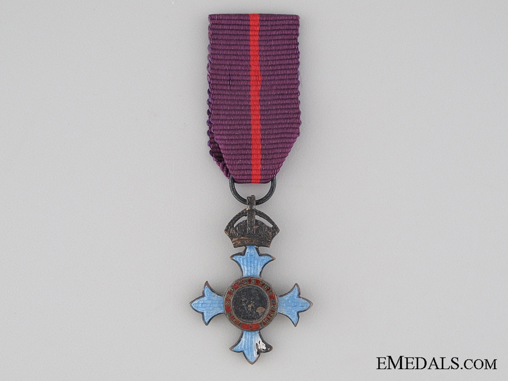 eMedals-Minature Commander Order of the British Empire