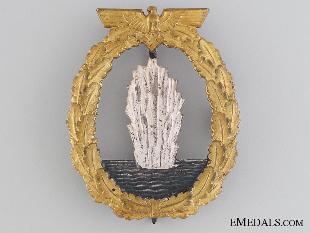eMedals-Minesweeper War Badge by Schwerin