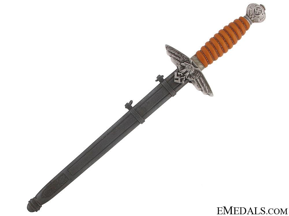 eMedals-Miniature 2nd. Pattern Luftwaffe Dagger
