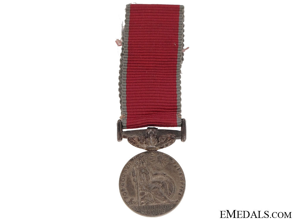 eMedals-Miniature British Empire Medal