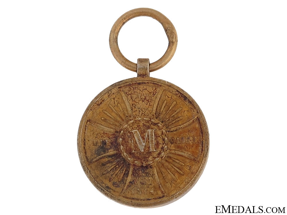 eMedals-Miniature Campaign Medal 1813-1814