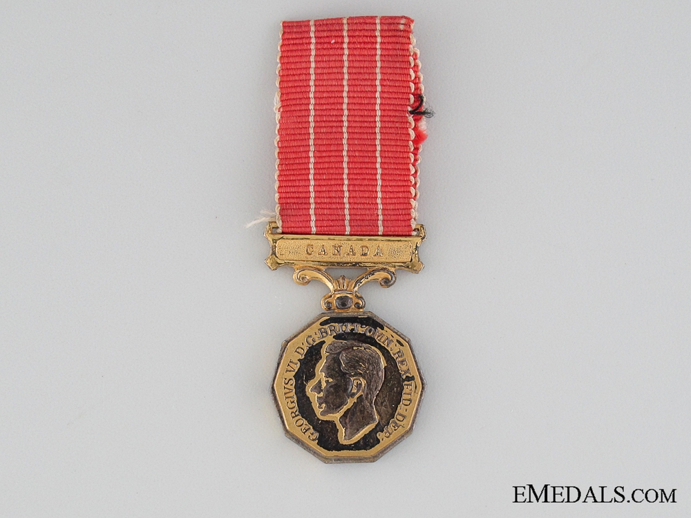 eMedals-Miniature Canadian Forces' Decoration