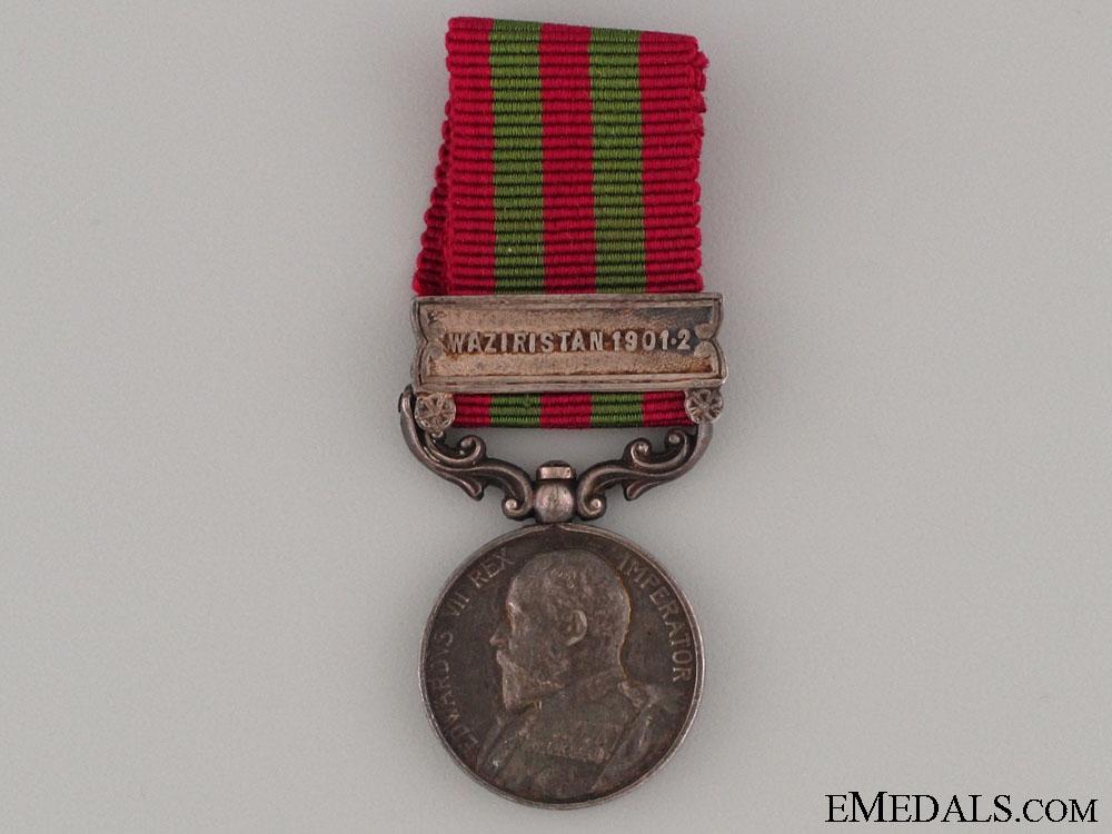 eMedals-Miniature India Medal 1895-1902