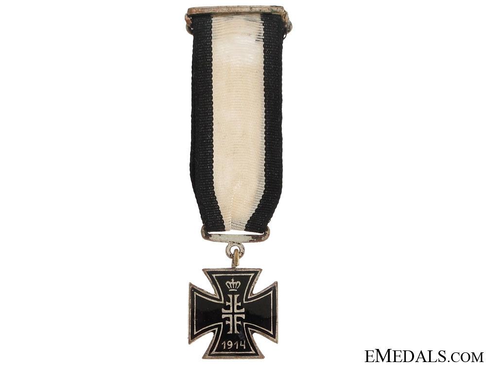 eMedals-Miniature Iron Cross 1914