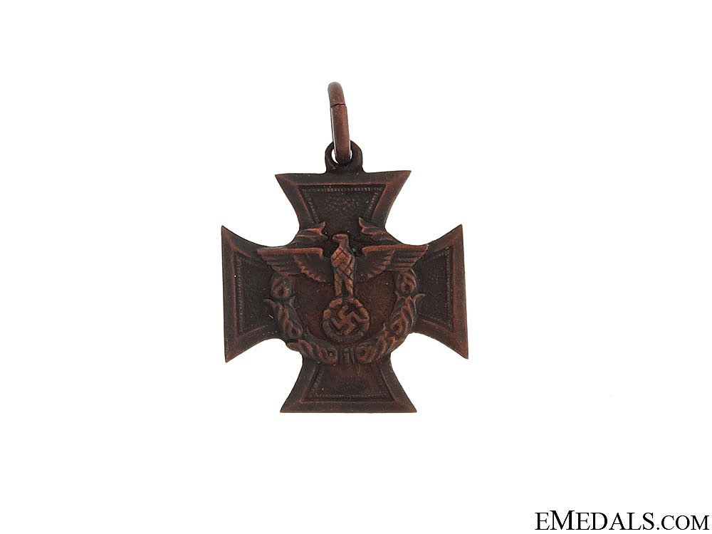 eMedals-Miniature of the Custom Decoration Cross