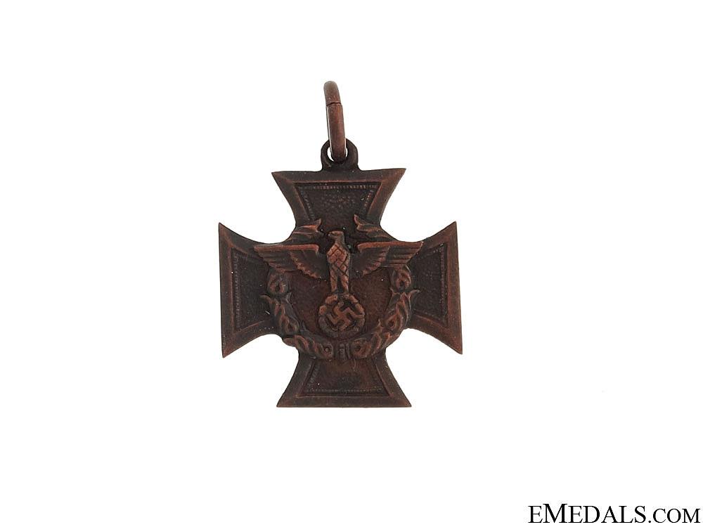 eMedals-Miniature of the Custom Decoration Cross