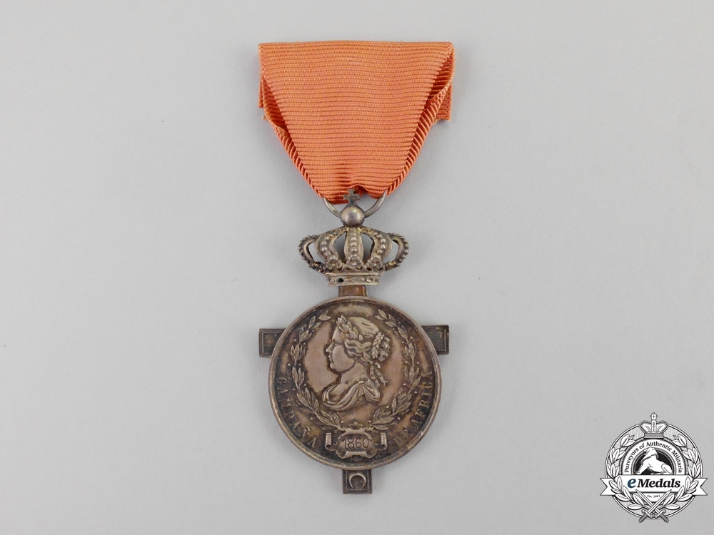eMedals-Spain. An African Campaign Medal, c.1860