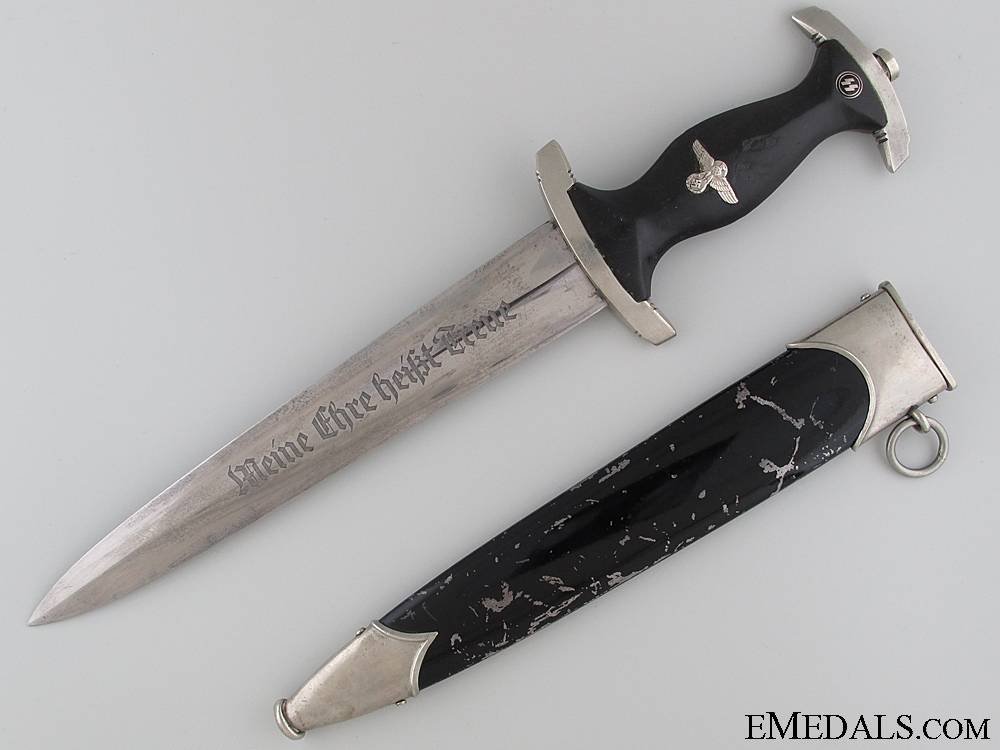 eMedals-Model 1933 SS Dagger Robert Klaas