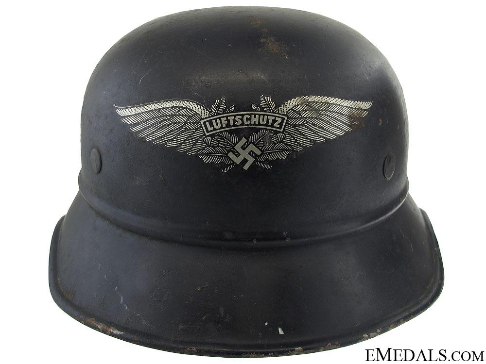 eMedals-Model 1938 Luftschutz Helmet