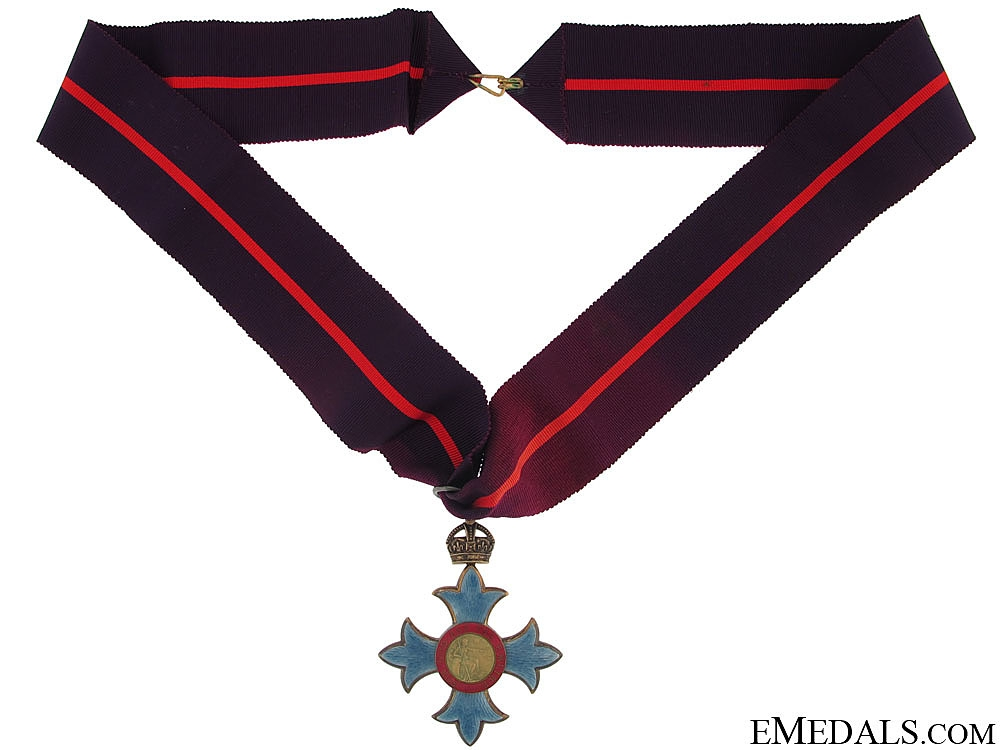 eMedals-Most Excellent Order of the British Empire