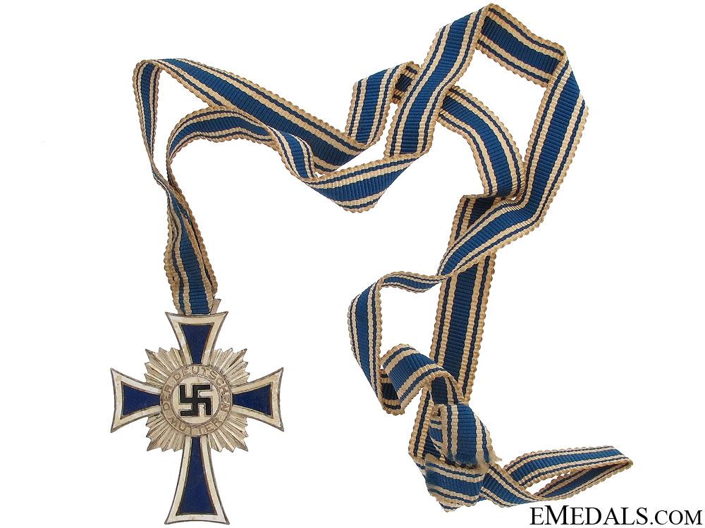 "eMedals-Mother""¢¯s Cross - Silver Grade"