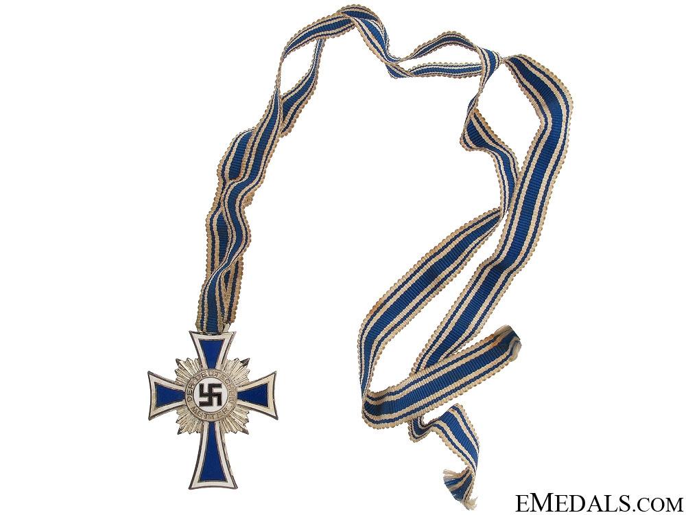 eMedals-Mother's Cross - Silver Grade