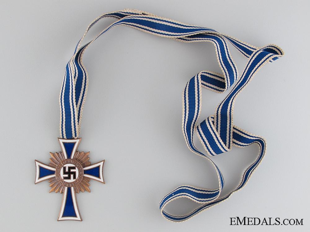 eMedals-Mother's Cross; Bronze Grade