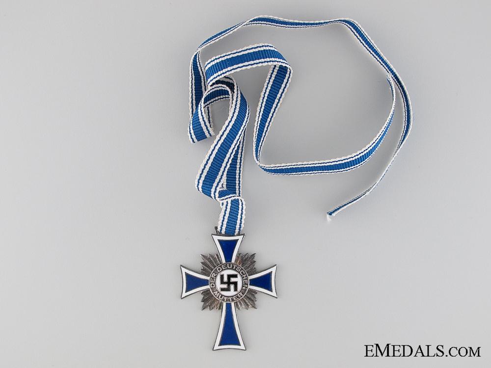 eMedals-Mother's Cross; Silver Grade