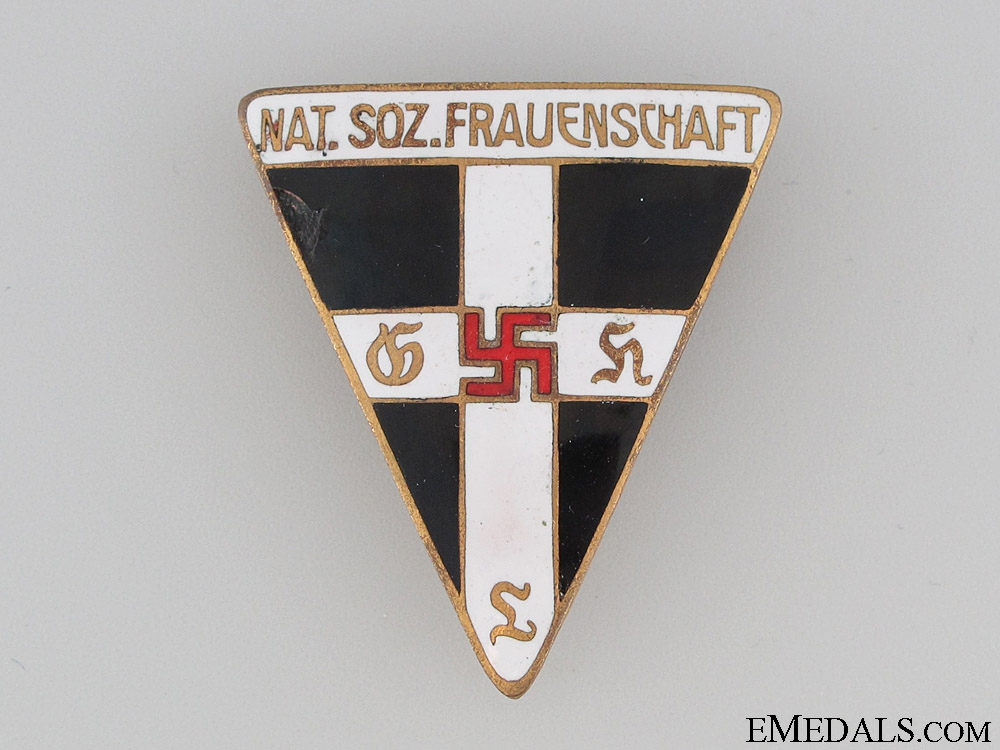 eMedals-N.S. Frauenschaft Badge