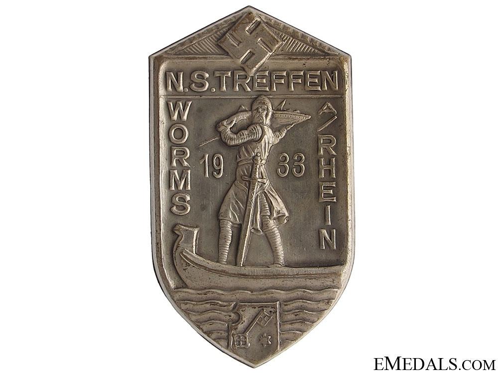 eMedals-N.S. Meet 1933