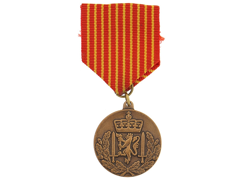 eMedals-Royal Norwegian Army National Service Medal