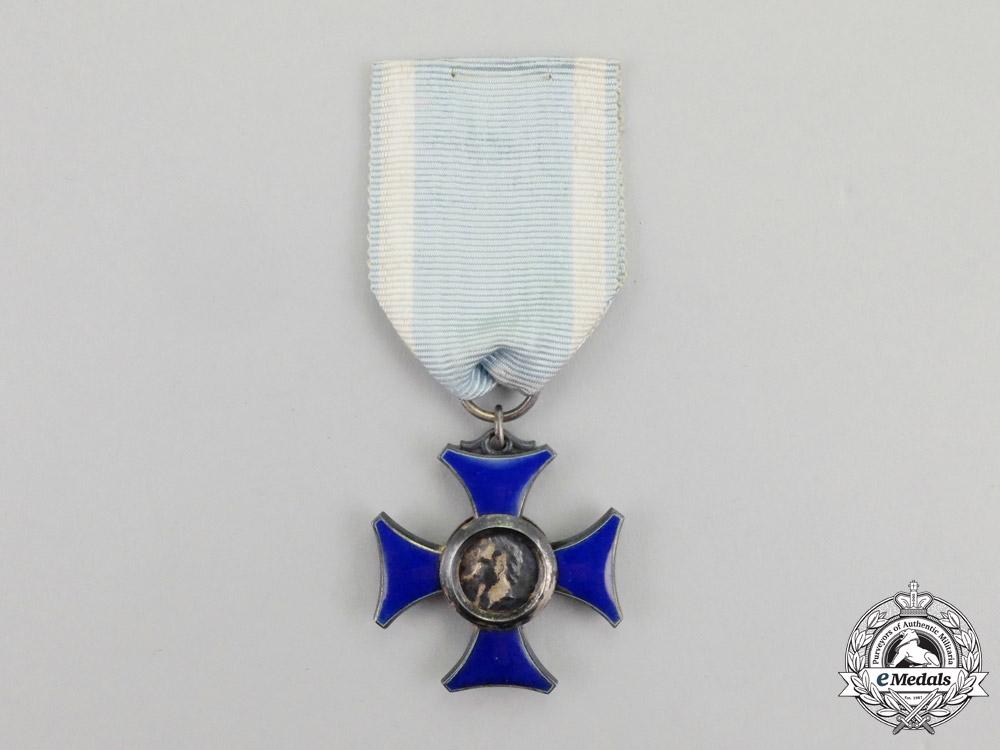 eMedals-Saxony. A 1913-1918 Issue Maria-Anna Order Cross Third Class by G.A. Scharffenberg