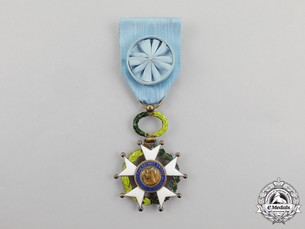 eMedals-Brazil. A National Order of the Southern Cross, Officer, Type II (post 1932)