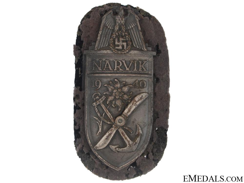eMedals-Narvik Shield - Cupal