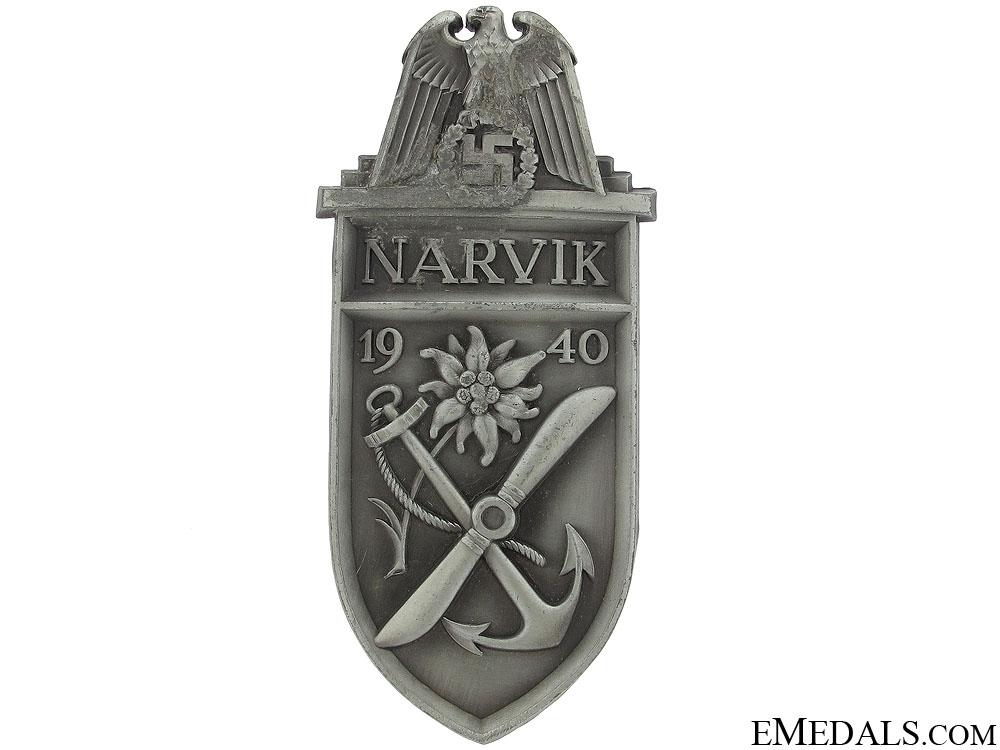 eMedals-Narvik Shield - Silver Grade