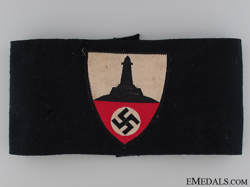eMedals-National Soldier's Association Armband