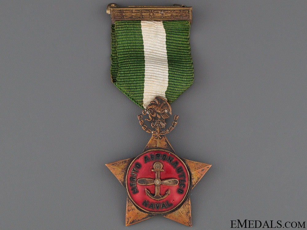 eMedals-Naval Aeronautical Merit - Second Class