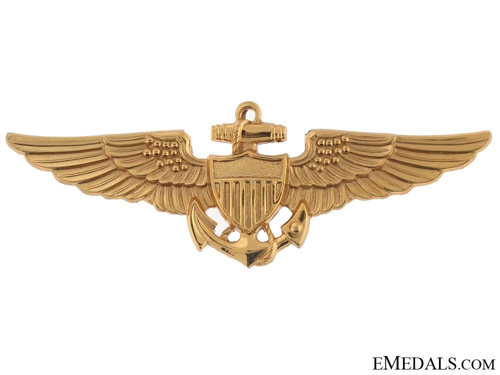 eMedals-Naval Aviator Wings